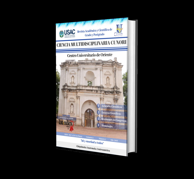 Ver Vol. 2 Núm. 1 (2018): Revista Ciencia Multidisciplinaria CUNORI