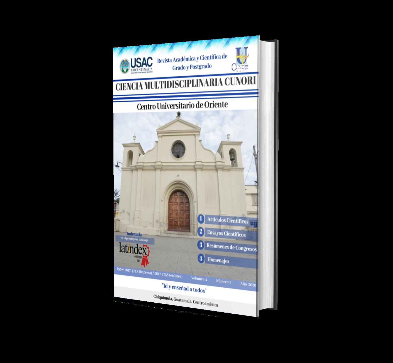 Ver Vol. 4 Núm. 1 (2020): Revista Ciencia Multidisciplinaria CUNORI