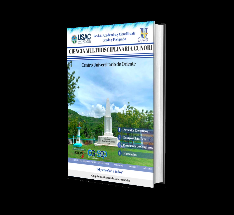 Ver Vol. 5 Núm. 2 (2021): Revista Ciencia Multidisciplinaria CUNORI